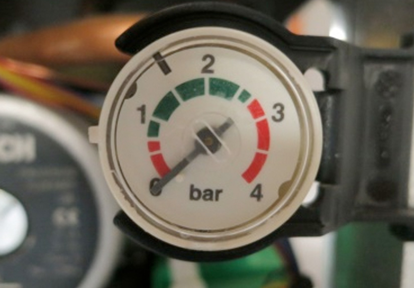 Worcester Boiler Bristol - Boiler Pressure Low